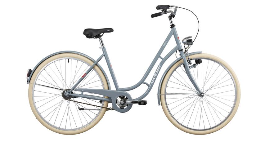 Ortler Detroit Citybike grå